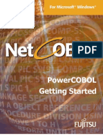 Power Cobol Getting Started