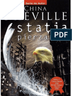 China Mieville - Statia Pierzaniei