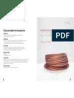 condulimex catálogo cable de pararrayos