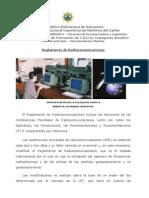 1.3. Reglamento de Radiocomunicaciones