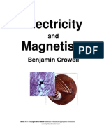 (eBook - PDF - Science) Physics - Electricity and Magnetism [Crowell]