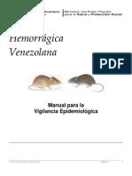 Manual para la Vigilancia Epidemiológica