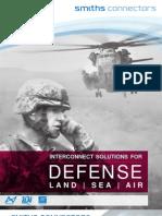Smiths Connectors Defense Brochure