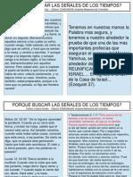 PORQUE BUSCAR LAS SEÑALES DE LOS TIEMPOS?.pps