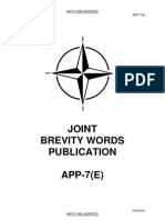 Joint Brevity Words Publication (App-07e)