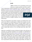 Balance of Payments -