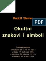 Rudolf Steiner - Okultni Znakovi i Simboli