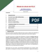Metodo de Calculo Del Fclo