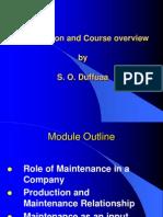 Introduction RCM
