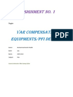 VAR Copensation Equpments1