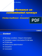 Performance on Contaminated Runways
