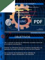 Estratigrafia y Sedimentologia