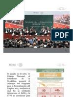 Programa para la Formalización 2013