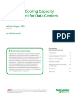 Power and Cooling C apacity