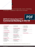 52211 Commercial Banking in the US Industry Report