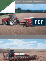 1200 Series Advanced Seed Meter Planters Brochure CIH3080406
