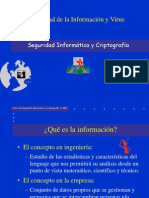 Seguridad 5 - Calidad de la Información y Virus