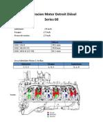 Calibracion Motor Series 60