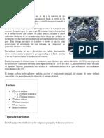 Turbina - Wikipedia, La Enciclopedia Libre