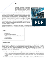 Turbina de Vapor - Wikipedia, La Enciclopedia Libre