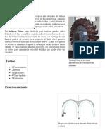 Turbina Pelton - Wikipedia, La Enciclopedia Libre