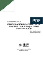 Mostacedo 2006 Guia Para la Identificacion de Bosques de Alto Valor.pdf