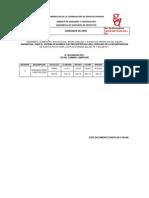 Lm Ppac 1 809 002 l 001 Lista de Materiales de Fuerza Plataforma Pp Ac 1