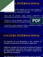 CULTURA en los negocios internacionales