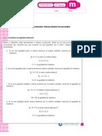 Guía resolviendo ecuaciones