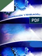 Alineación y Nivelación PPt