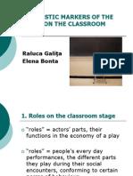 Presentation Roles
