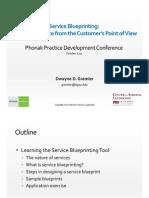 Phonak Service Blueprint Slides 20111021