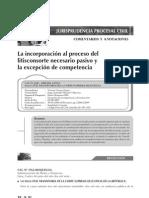 jpcivil003 (1), CASACIÓN LITISCONSORTE