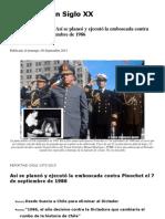 La Operación Siglo XX