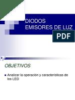 Clase 2.12 Diodos Emisores de Luz