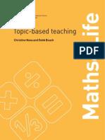 Topic Based Teaching