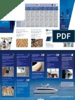 Saba Sealant Marine 2010 Product flyer