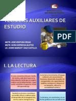 Técnicas auxiliares de Estudio