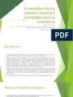 Vergne_2013_La tabla periódica de los elementos, historia y epistemología para su enseñanza