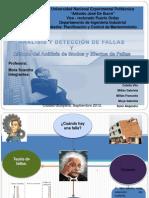 Analisis y Deteccion Fallas y Metodo Del Analisis Modos y Efectos Fallas