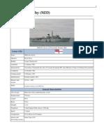 HMS Brocklesby (M33)