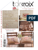 Magazine Point de Croix 65