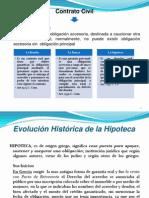 Diapositivas Hipotecas Civiles y Mercantiles