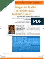 ITW Marianne LOUIS_communes de France