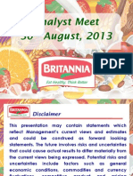 Britannia Presentation