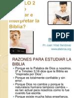 Metodos de Estudio Biblia