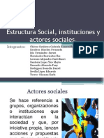 Unidad 1.- Entorno Social