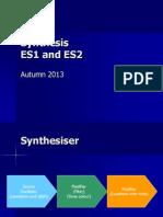 Synthesis Basics.