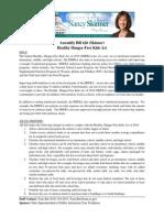 AB 626 Fact Sheet