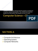 Computer Science – CE -2013 - Section A